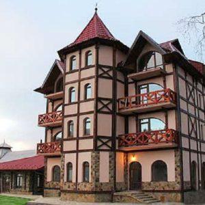 Готель Оксамит
