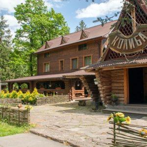 Гостинний двір Колиба