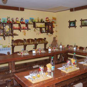 Дегустаційний зал «Медовий дім»