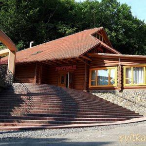 Готель Затишок