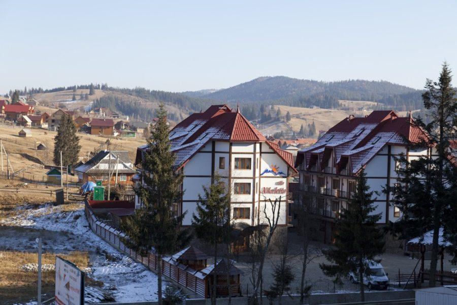 готель Ніколетта Буковель