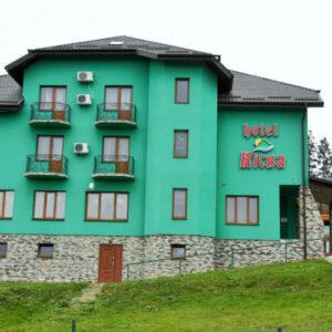 Готель «КІСВА»